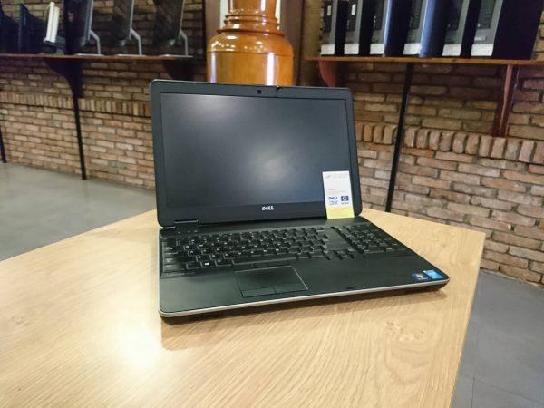 Laptop Dell Latitude E6540 - CPU i5-4300M - RAM 8GB - SSD 256G