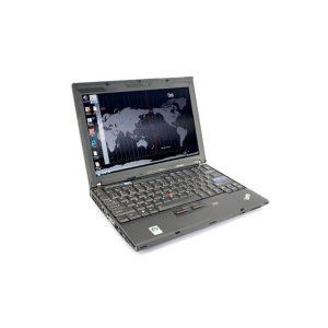 Laptop Lenovo ThinkPad X200 - CPU P8600 - RAM 4GB - HDD 160G